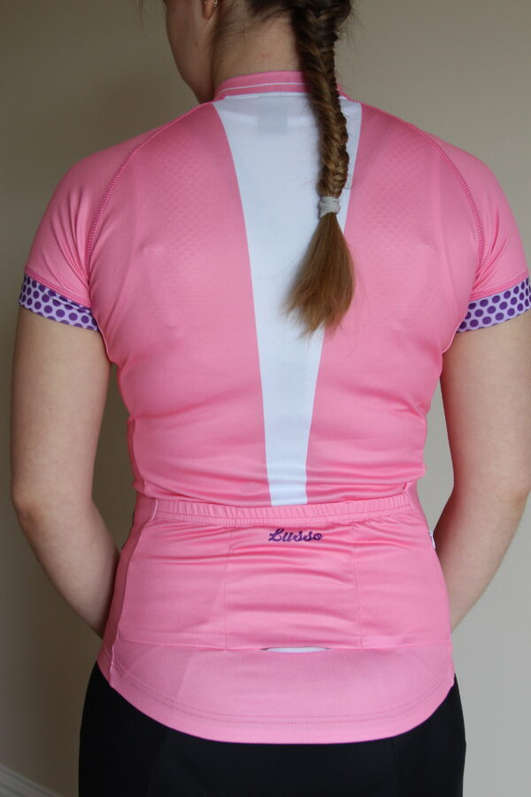 Lusso Layla Pink Jersey